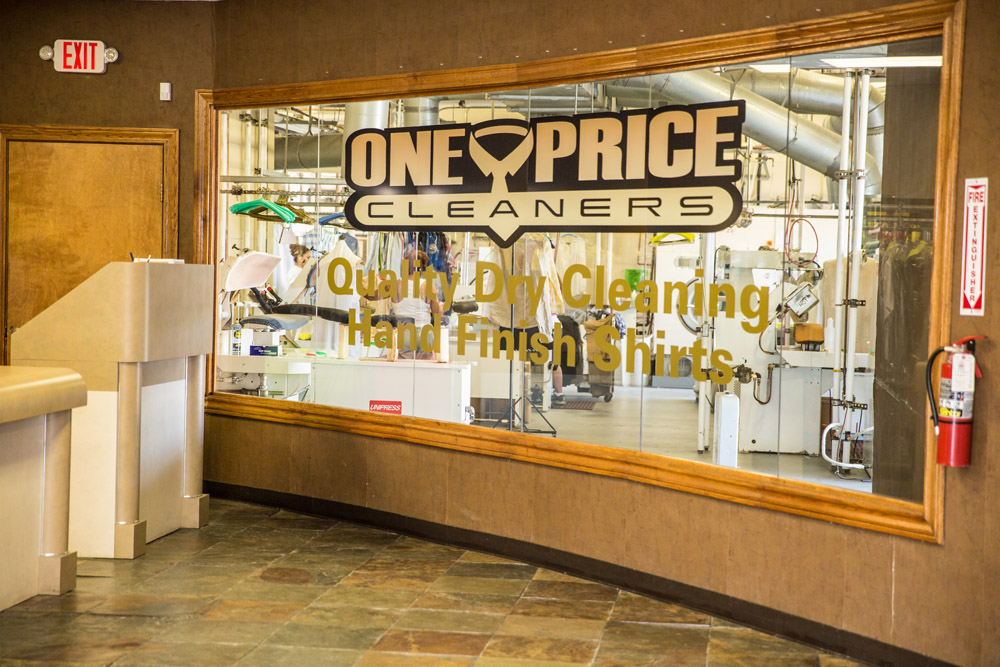 One Price Cleaners – 2725 Pat Booker