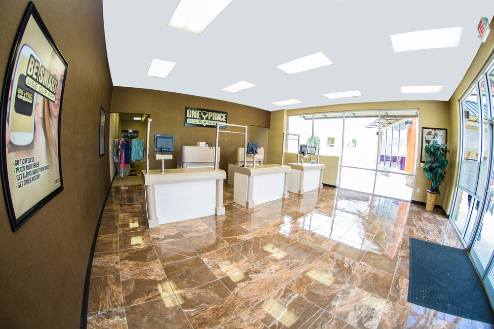One Price Cleaners – 19903 Stone Oaks Pkwy #115